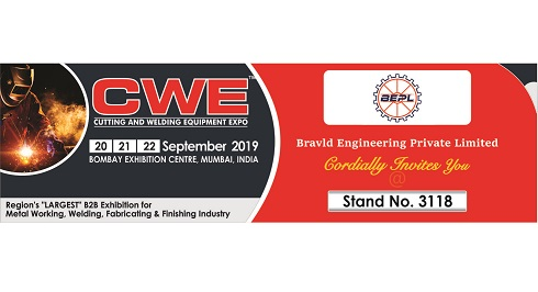 We are participating in Cutting and Welding Expo-image